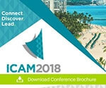 Stratx will be attending the ICAM conference