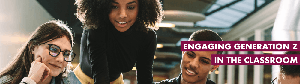 Free White Paper on Teaching Generation Z