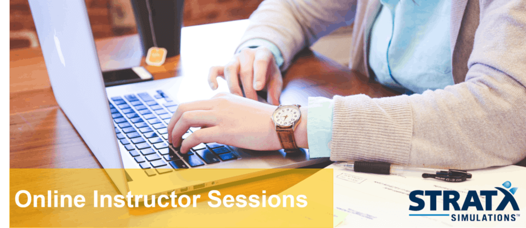 Online Instructor Sessions
