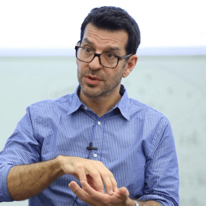 Professor Andres Cuneo